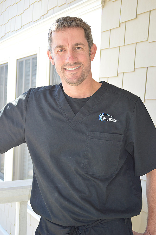 Dr. Allen Harden White - Ocean Front Dentistry - Virginia Beach