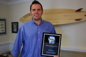 Dr. Mike Heffelfinger recognized as one of the TOP DENTISTS in 2014 by Coastal Virginia Magazine - Ocean Front Dentistry - Virginia Beach